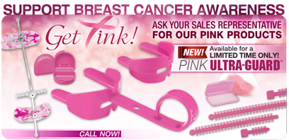 Get Pink! Support Breast Cancer Awareness Month